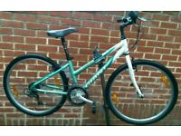 "Giant CSR Comfort Aluminum 26"" Wheels Bike"