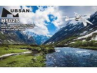 Hubsan x4 h502s 5.8g fpv GPS HD camera altitude hold, headless mode(follow me mode)(return home!)