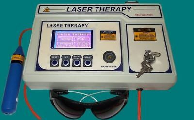 New Professional Physiotherapy Computerised Low Level Laser Therapy Machine Fgvb