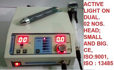 New Original Ultrasound Ultrasonic Therapy Machine For Pain Relief 1 Mhz.