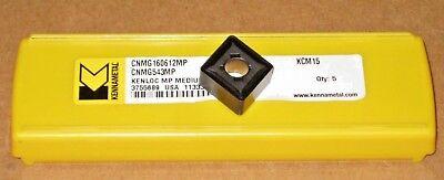 053 Kennametal Carbide Turning Inserts Cnmg 543 Mp Kcm15 1 Box Of 5 Pcs