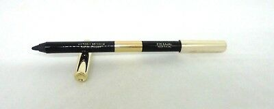 Estee Lauder victoria beckham eyeliner pencil duo ~ Black saffron/vanille ~  Estee Black Eyeliner