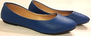 Womens Shoes Ballet Flat Slip On Ballerina Loafer Sandals Casual Ladies Sz 5-10
