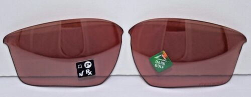 Brand New Authentic Oakley Half Jacket 2.0 XL Replacement Lens Prizm Dark Golf