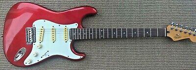 Vintage 1987 Fender Japan Stratocaster & 80s Case E Series (FEN87JPSTCARW08)