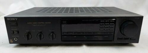 Sony STR-AV320 FM Stereo FM/AM Receiver EB-4137