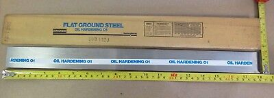 O1 Tool Steel Sheet 564 X 1-12 X 18 Simonds Flat Ground Steel Oil Hardening