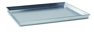 Teglia Forno Rettangolare in Alluminio con Bordo Svasato Ballarini | Pizza Dolci