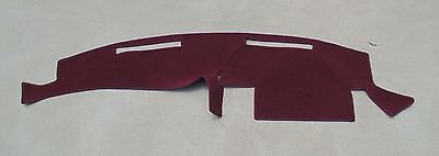 - 1973-1977   CHEVROLET  MONTE CARLO   DASH COVER MAT   dashboard cover  maroon