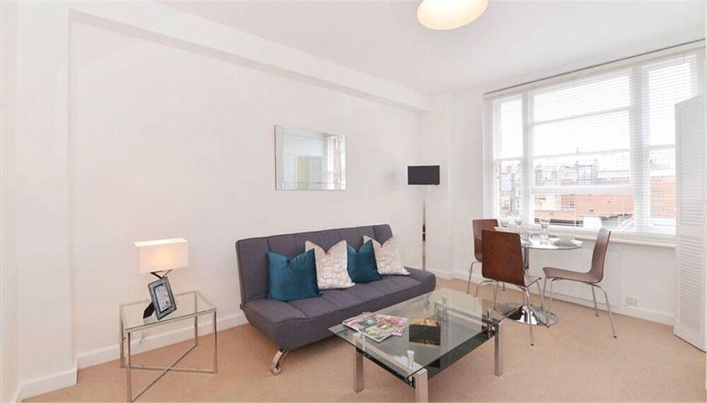 Studio apartment in Hill Street, W1 - £480 per week