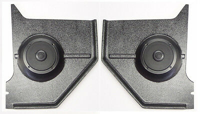 1964-1/2-1966 Mustang Hardtop Coupe Kick Panels ---With Pioneer Speakers