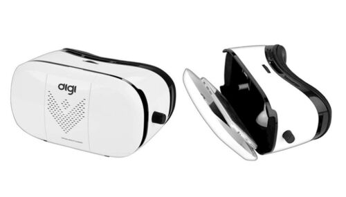 Virtual Reality 3D VR Glasses DIGI VR-1 for iPhone, Android