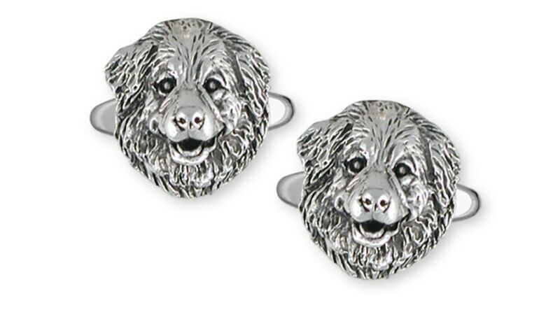 Great Pyrenees Cufflinks Jewelry Sterling Silver Great Pyrenees Charms And Great