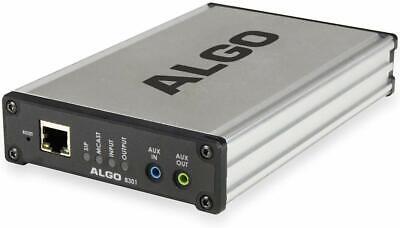 Algo 8301 IP Voice Paging Adapter & Bell Scheduler
