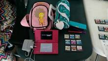 Pink Nintendo DSi + 9 games + Bags Cameron Park Lake Macquarie Area Preview