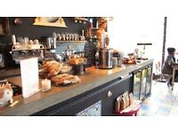 Cafe Assistant, Award winning Speciality Coffee Shop and Boutique, Balham, London