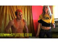 Your chance to gunge / slime a guy