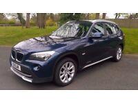 2009/59 BMW X1 20d Xdrive SUV 2.0D 4x4 FULL SERVICE HISTORY, FULL MOT