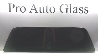 Rear Back Stationary Window Glass 99-07 Ford FSeries BRAND NEW DB9333YPN TINTED