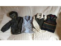 Boys clothes bundle age 4-6 aproximately (31 items)