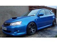 Subaru Impreza WRXS