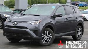2016 Toyota RAV4 LE! AWD! LOADED! ONLY 42K!