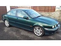 Jaguar X-Type 2.1 V6 Saloon Green