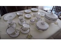 Complete Dining Set - Luxury Osborne Wedgewood China