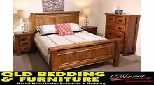 Queen, King Bed Frame Woolshed Solid Timber FACTORY DIRECT Gatton Lockyer Valley Preview