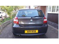 BMW 1 Series 118D SE 5 DOOR