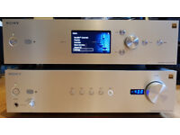 Sony - TA-A1ES High Resolution Stereo-Amplifier & HAP-Z1ES1TB Audio System - £2000