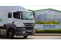 Class 1 Drivers needed for Booker Retail Partners in Wellingborough - £31,000 av. earnings