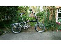 Brompton folding bike for sale