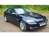 BMW 5 Series 520d SE Auto in immaculate condition throughout