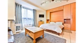 Studio Apartment To Let Next To Earls Court, London, Cromwell Road, SW5