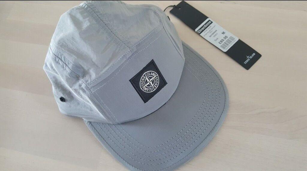 Stone island cap brand new