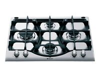Hotpoint GB641X 4 Burner Stainless Steel Gas Hob - Brand New in packaging