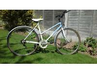 LADIES RALEIGH PIONEER TOWN BIKE,GOOD CONDITION