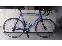 Ribble 7005 road bike.