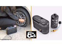Car tire repair kit Fix&Go AUTOMATIC Car tire repair kit