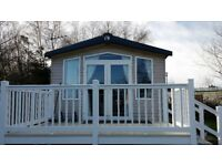 Caravan to rent Seton Sands East Lothian, 3 Bed Prestige, GSH & DG, sleeps 6