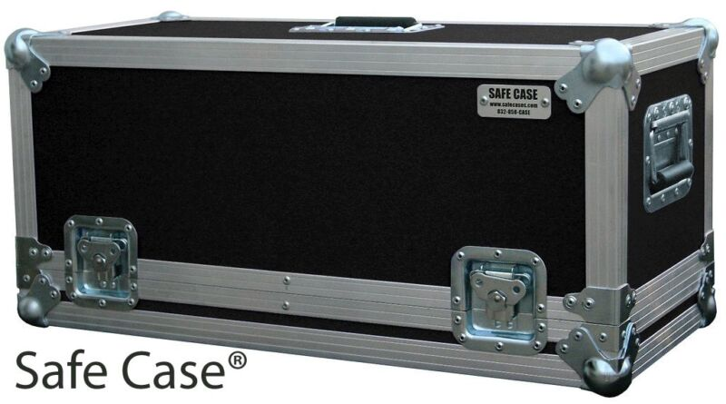 ATA Safe Case for Rivera Knucklehead Tre & Tre Reverb- Tour Ready!