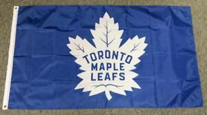 Large Maple Leafs Flag - 5' X 3'