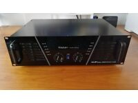 """Ibiza AMP-1000 DJ PA Amplifier 1000W - Black """" IN VERY GOOD STAND """" !"""