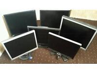 Desktop Monitors ×6 JOBLOT