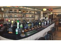 FULL TIME BAR SUPERVISOR WANTED FOR BRIGHTON PUB (approx 40 hours a week)