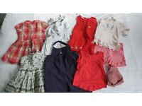 Bundle of girl clothes - 24mth
