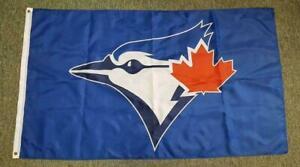 Blue Jays Flag - 5 X 3 Large