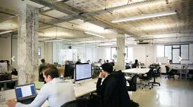 EC2A Co-Working Space 1 - 25 Desks - Shoreditch Shared Office Workspace