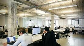 EC2A Co-Working Space 1 - 25 Desks - Shoreditch Shared Office Workspace